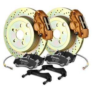 gt-series-cross-drilled-1-piece-iron-rotor-2-piston-gold-caliper-brake-kit_1